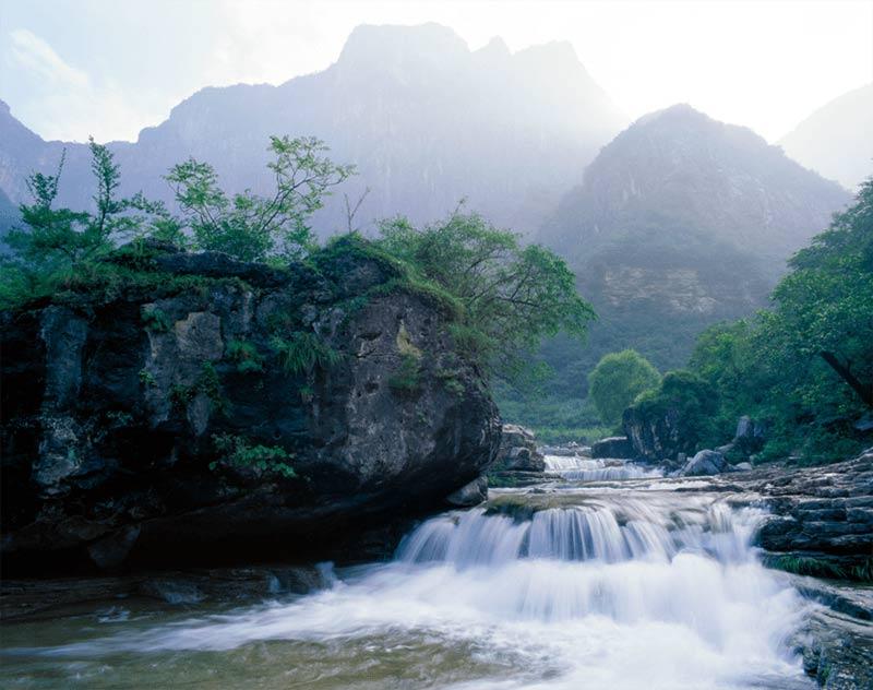 关山溪水长流